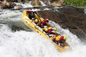 Rafting jinja