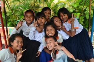Cambodge bénévolat Globalong