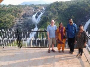 coordinateur globalong en Inde