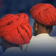 Turban inde Globalong