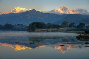 Photo du Népal
