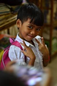Globalong mission d'enseignement aux enfants