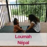 Témoignage de Loumah au Népal