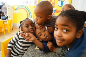 Bénévolat avec enfants - Globalong