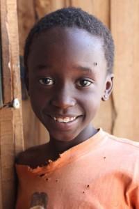 Portrait du Kenya Nicolas Globalong