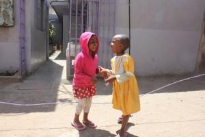 Mission en Afrique avec Globalong