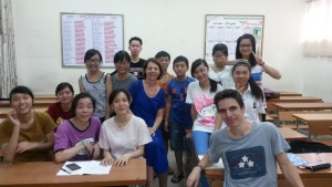 Bénévolat au Vietnam en Asie avec Globalong