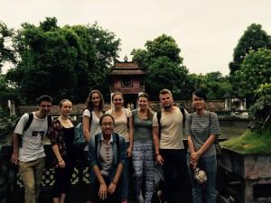 Mission de bénévolat Louis Hanoï Vietnam Globalong