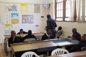 Mission de bénévolat globalong en Afrique du Sud