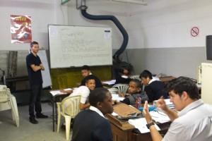 Professeur en Afrique du Sud avec Globalong