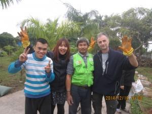 Mission de bénévolat à Hanoï avec Globalong