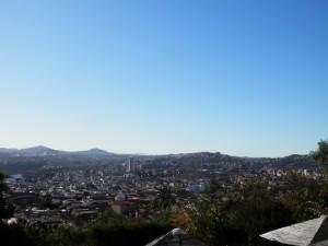 Bénévolat ELsa Globalong Bolivie paysage