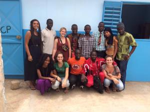 Mission en Afrique Sénégal avec Globalong bénévolat