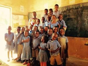 Mission de bénévolat avec Globalong au Togo enseignement