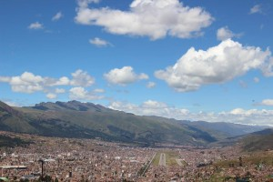 Magnifique paysages du Perou avec Charlotte et Globalong