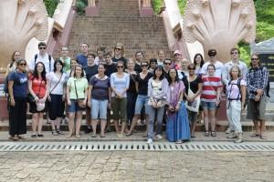 bénévoles au cambodge photosouvenir globalong