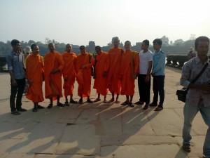 Globalong mission bénévole Cambodge