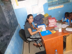 Mission dans les écoles africaines avec Globalong Sénégal