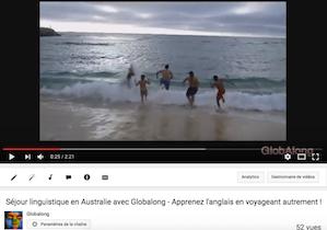 Apprendre l'anglais en Australie - Globalong