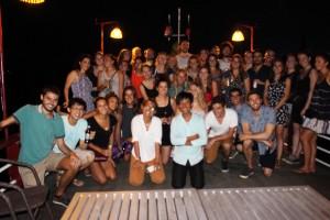 grope de volontaire au cambodge Globalong