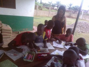 Mission d'enseignement au Ghana Globalong