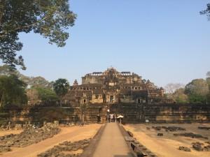 visites de temple au Cambodge Globalong