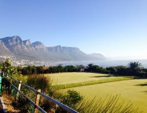 Globalong paysages en Afrique du Sud bénévoles
