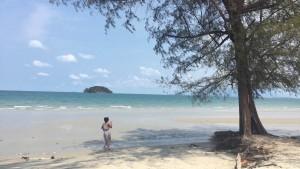 Ballade en mer Globalong Cambodge