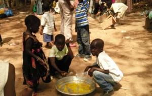 Enfants en sortie scolaire avec Globalong en Afrique Sénégal