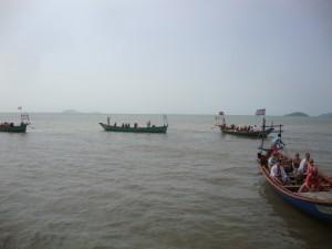 Globalong paysages bénévolat en Asie Cambodge
