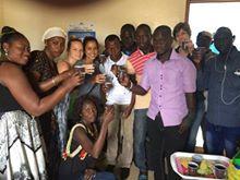 equipe locale sénégal Globalong bénévoles