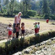 Globalong propose des missions de bénévolat au Népal en Asie