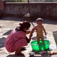 Globalong vous propose d'aider les enfants népalais