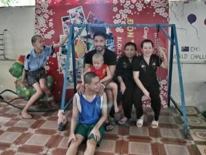 Globalong bénévoles internationaux Vietnam du Sud Asie