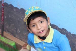 Mission de bénévolat avec les enfants école Globalong