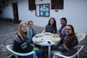 Pause des bénévoles Globalong international Bénévolat