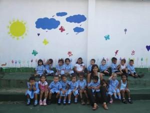 Globalong bénévoles au Costa rica études espagnol