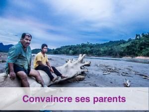 Convaincre ses parents de partie en mission Globalong