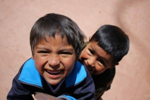 Mission de bénévolat avec les enfants Globalong