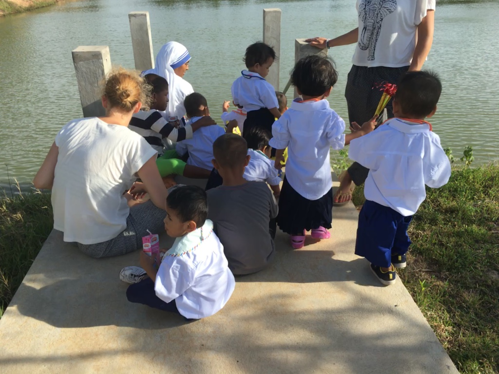 Mission de bénévolat en Asie Globalong