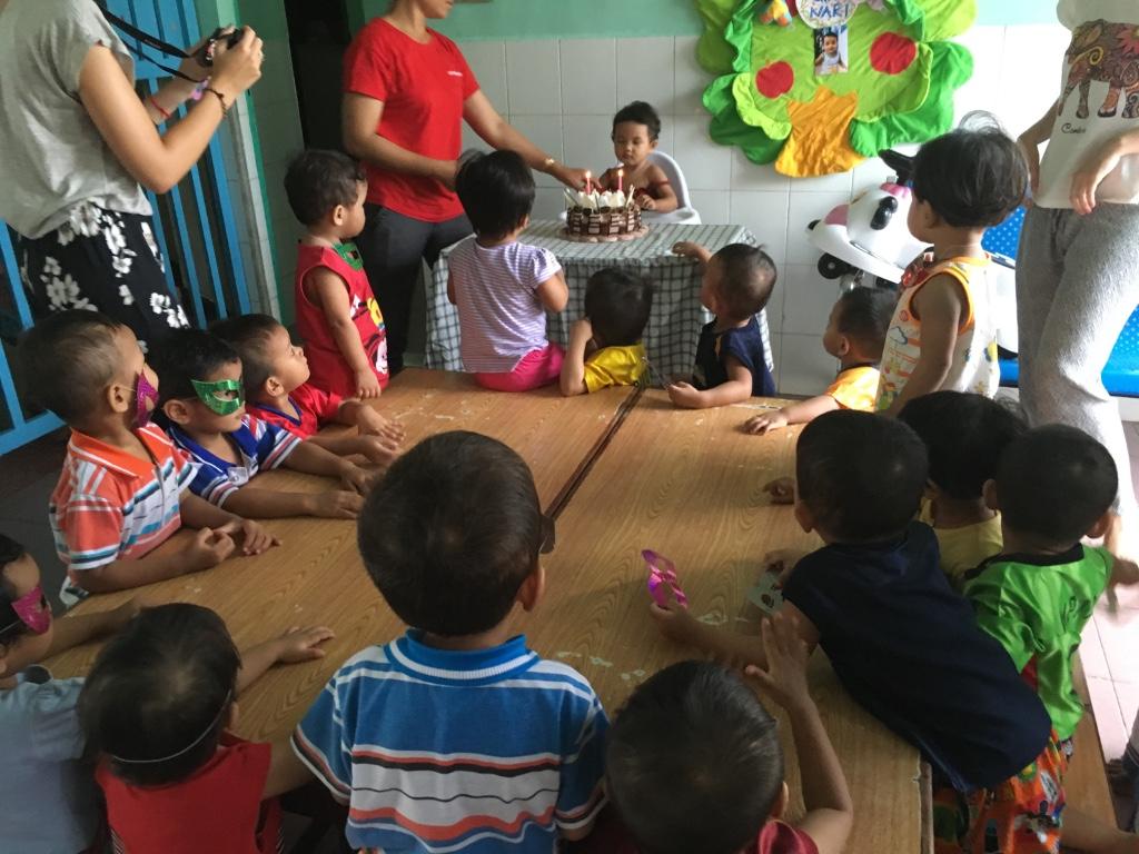 Mission de bénévolat international au Cambodge avec les enfants Globalong