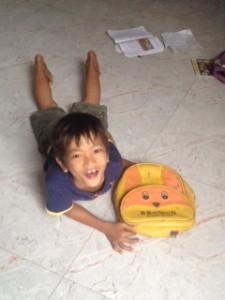 Aide aux enfants démunis - GlobAlong