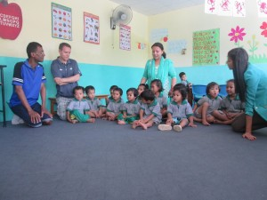Bénévolat international en Asie avec Globalong