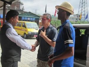 Bénévoles au Népal - GlobAlong