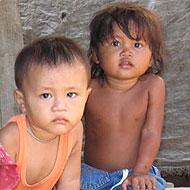 Orphelins au Cambodge - GlobAlong - bénévolat