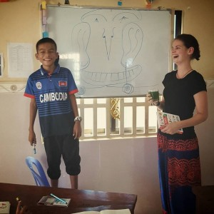 Volontariat et enseignement au Cambodge - Globalong
