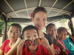 Programme de bénévolat au Cambodge avec Globalong