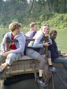 PArc national Chitwan - excursion