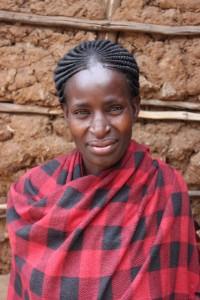 Portrait d'une kenyane - GlobAlong