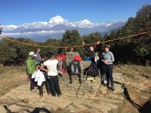 Programme de bénévolat - Népal